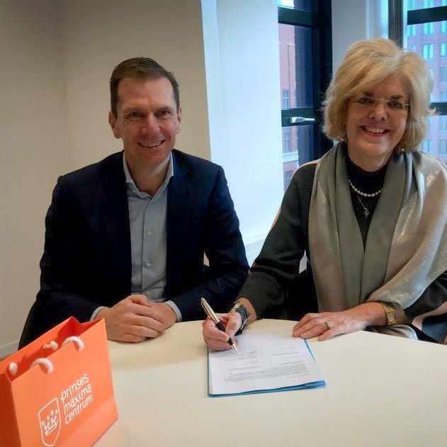 New agreement between Ministry of Health and Princess Máxima Center: the BBAZ